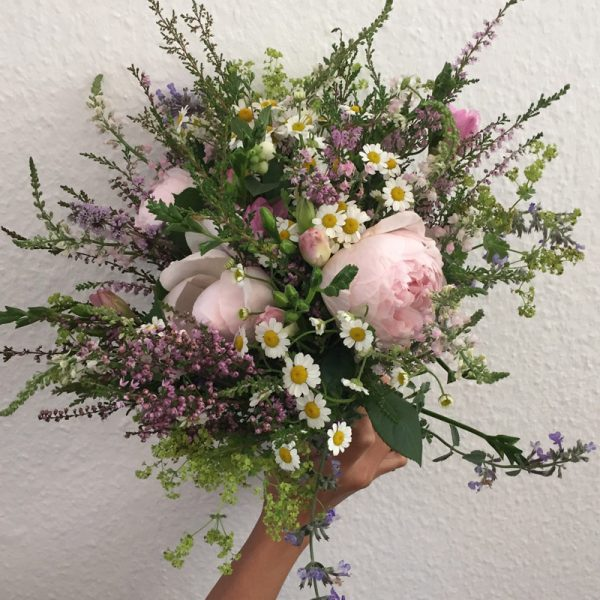 Le Printemps Bouquet by Blue Lavender Florists, London