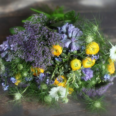 Les Romances Bouquet by Blue Lavender Florists, London