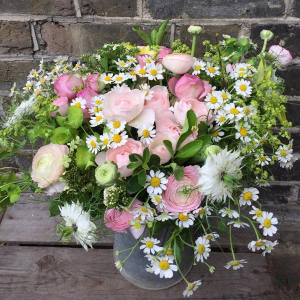 Mama flower bouquet by Blue Lavender London Florist