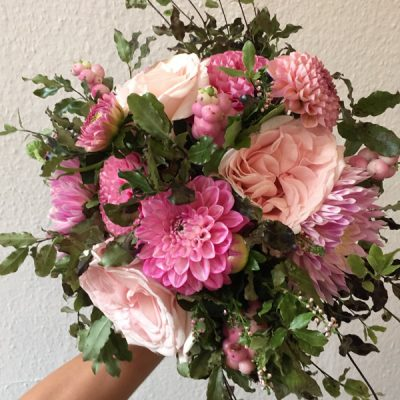 La Belle bouquet by Blue Lavender Florists London