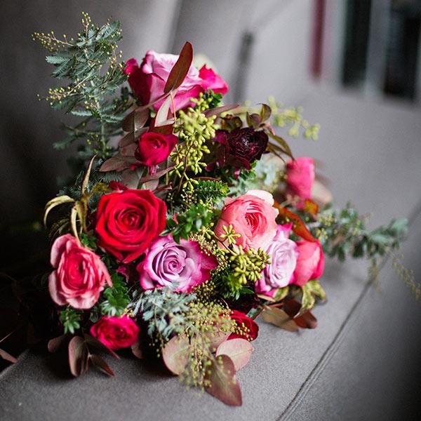 La vie belle flower bouquet by Blue Lavender Florist, London