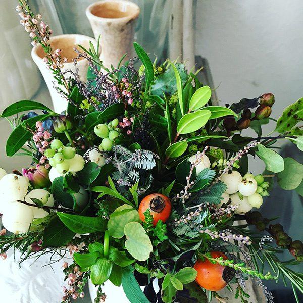 L'Automne Simple bouquet by Blue Lavender Florists, London