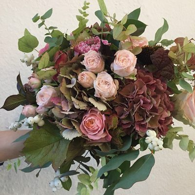 La Belle Epoque bouquet by Blue Lavender Florist, London