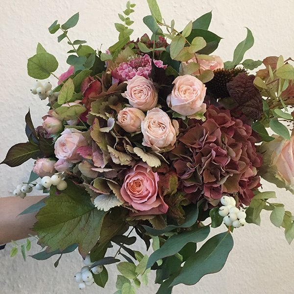 La Belle Epoque bouquet by Blue Lavender Florist, London